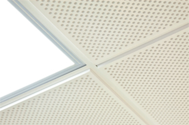 Metal Lay in Ceiling Panel In India